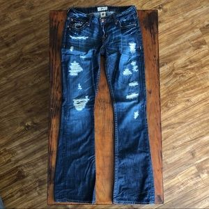 PRVCY Distressed Jeans